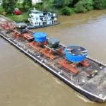 Barge nach Puerto Triunfo