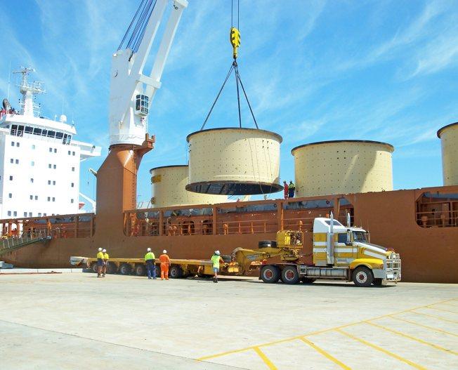 Conceptum Logistics - Chartering - Cement plant ex worldwide to Australia