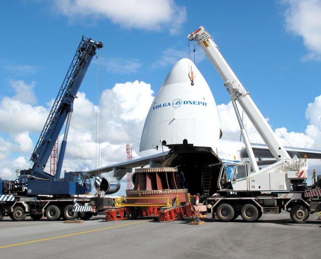 Conceptum Logistics - Generator 120 Tonnen von Russland nach Brasilien