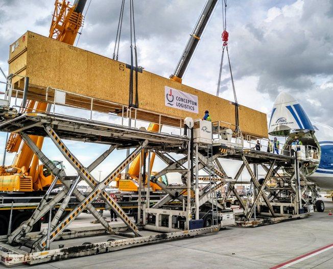 Conceptum Logistics - Luftfracht