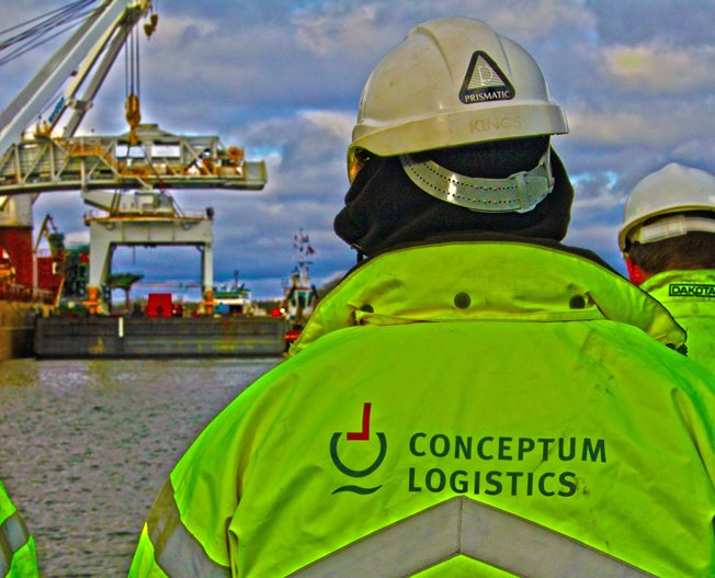 Conceptum Logistics - Sea freight services