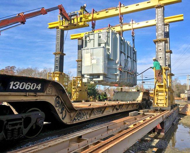 Conceptum Logistics - Transformatoren von Korea nach USA