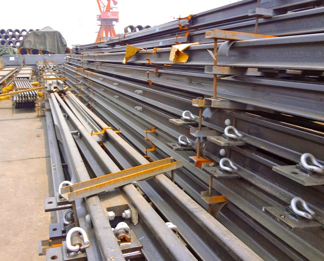 Conceptum Logistics - Steel Rails from China to Indonesia