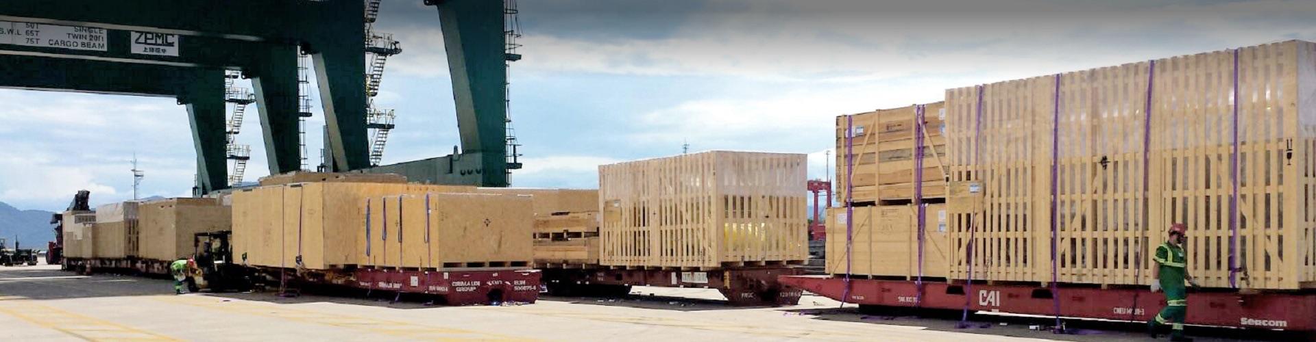 WoodPaper Conceptum Logistics