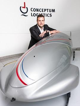 Sebastian Stahl Conceptum Logistics