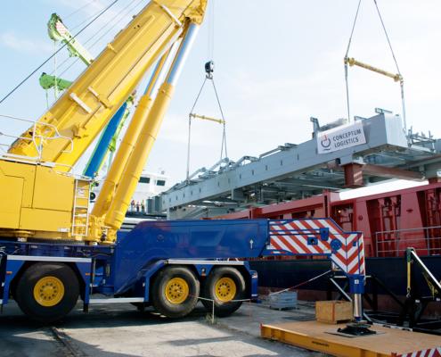 Material Handling Conceptum Logistics